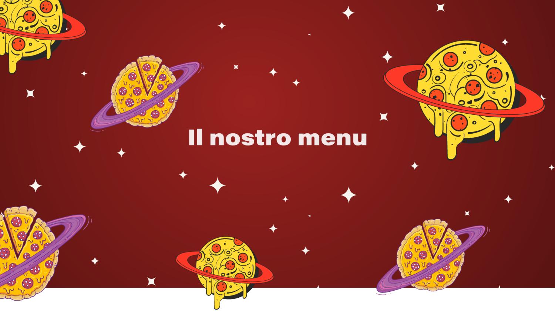 menu pizzeria bibione